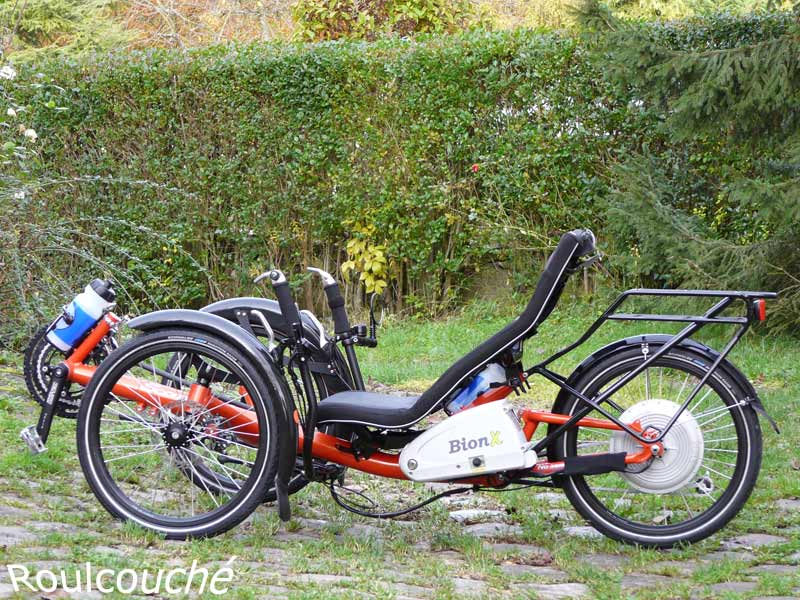 Sur un Scorpion HPvelotechnik