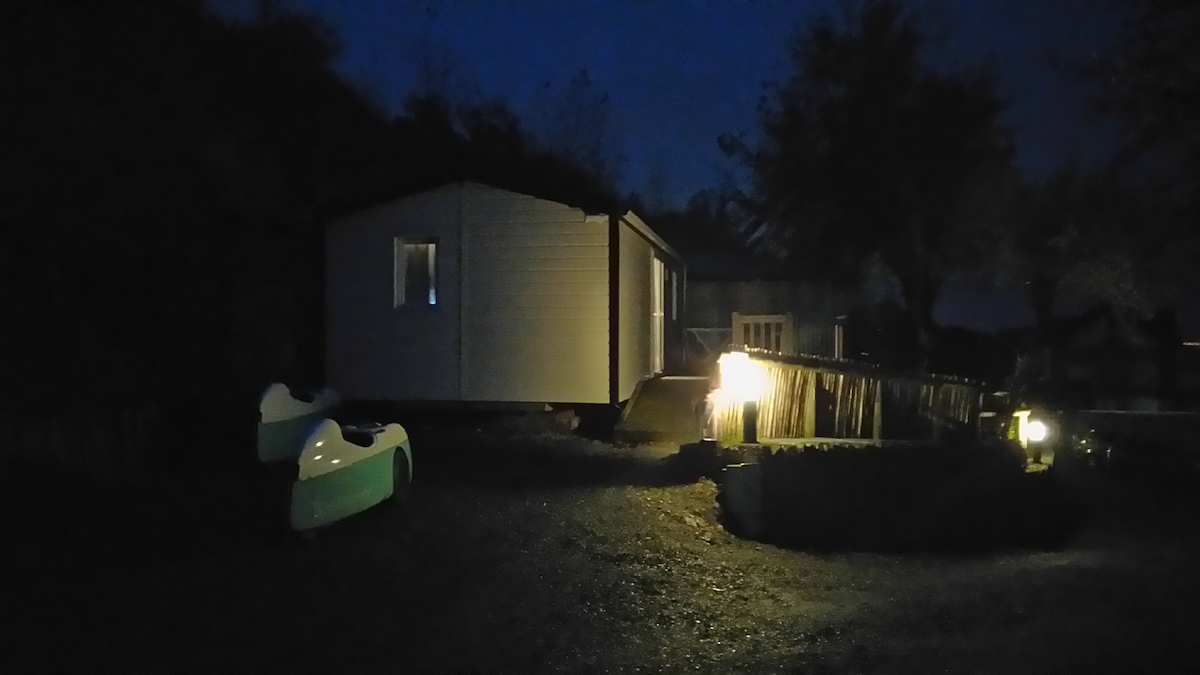 Mobile Home au camping d'Houlgate