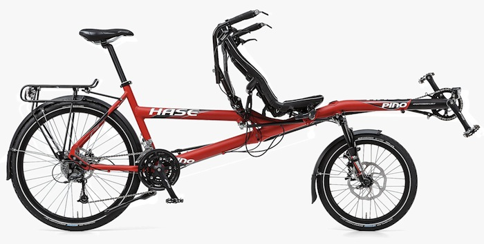 pino Tandem Hase roulcouché allround