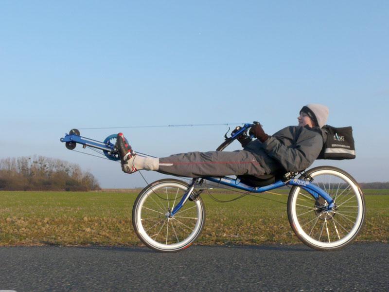 Rowingbike thys 222 revolver roulcouch - Velo elliptique ou rameur ...