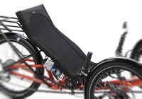 siège mesh tricycle couché HP Velotechnik